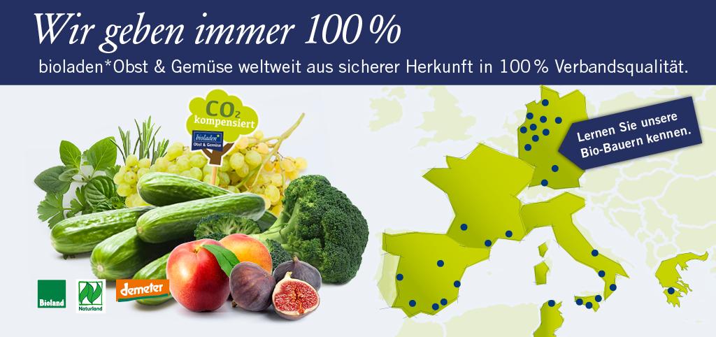 e1658a99f2 Obst & Gemüse | bioladen* Weiling Coesfeld - Bio für Menschen mit Geschmack